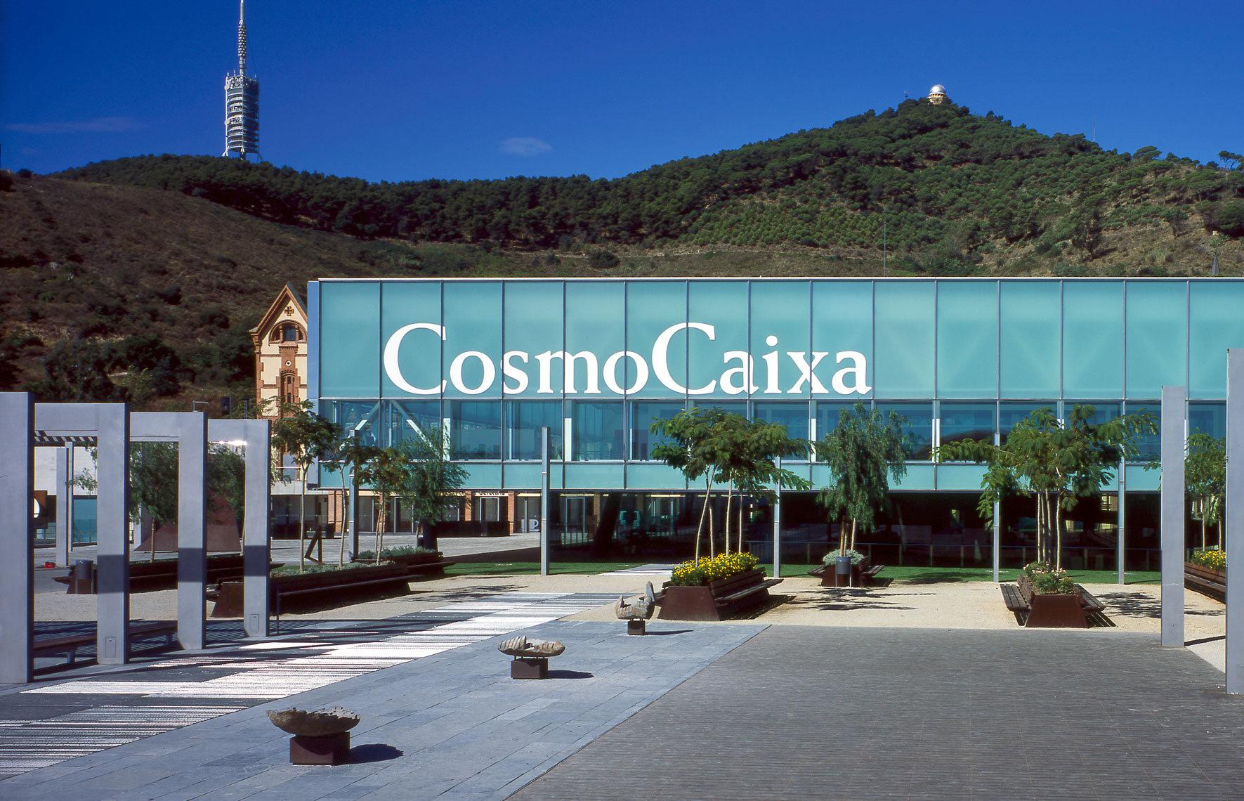 Музей CosmoCaixa