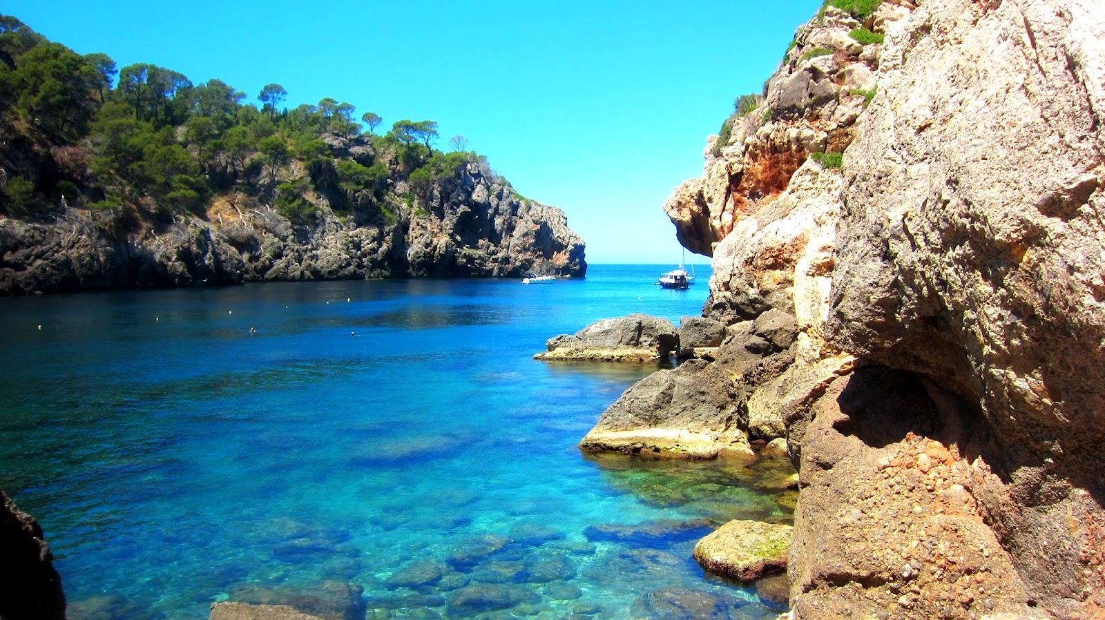 Красота балеарских островов