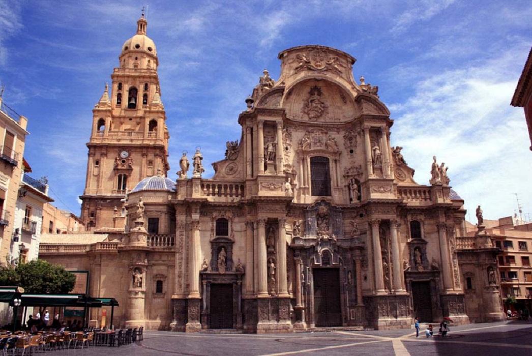 Кафедральный собор Святой Марии в Мурсии