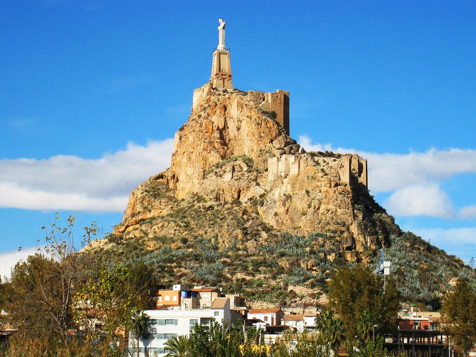 Крепость де Монтеагудо