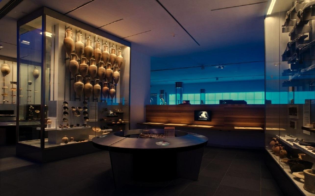 Национальный музей подводной археологии в