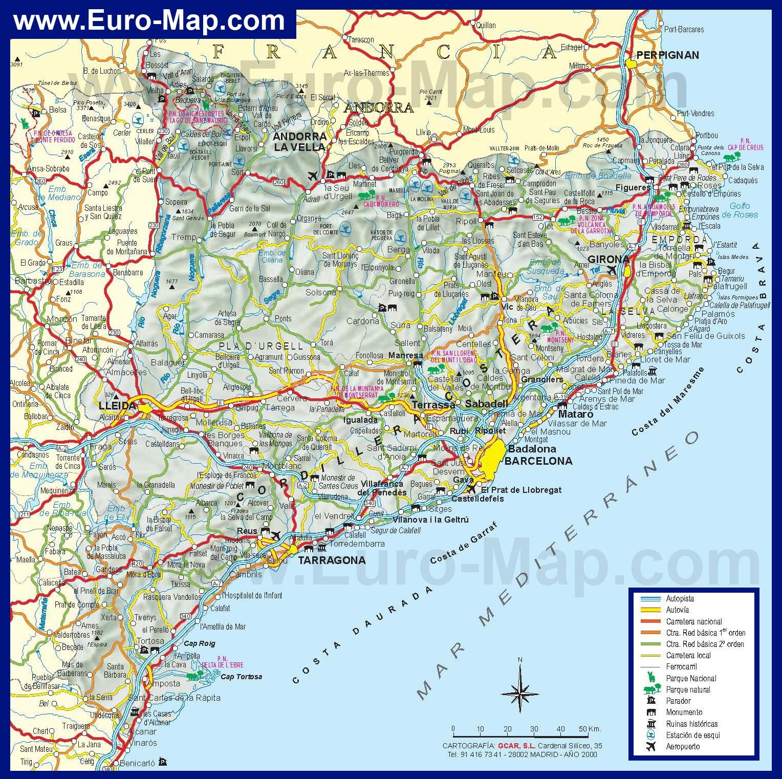 Путеводитель по Каталонии: достопримечательности, как добраться, что посмотреть, что делать, план поездки