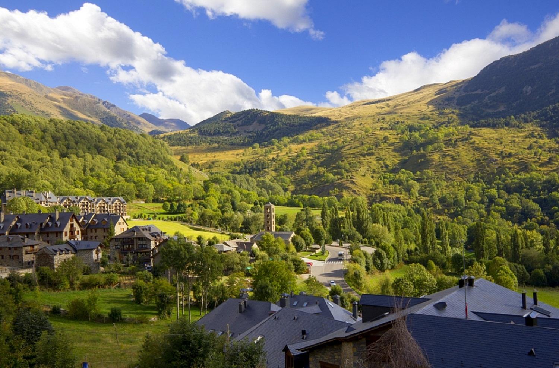 Красивые места в Каталонии