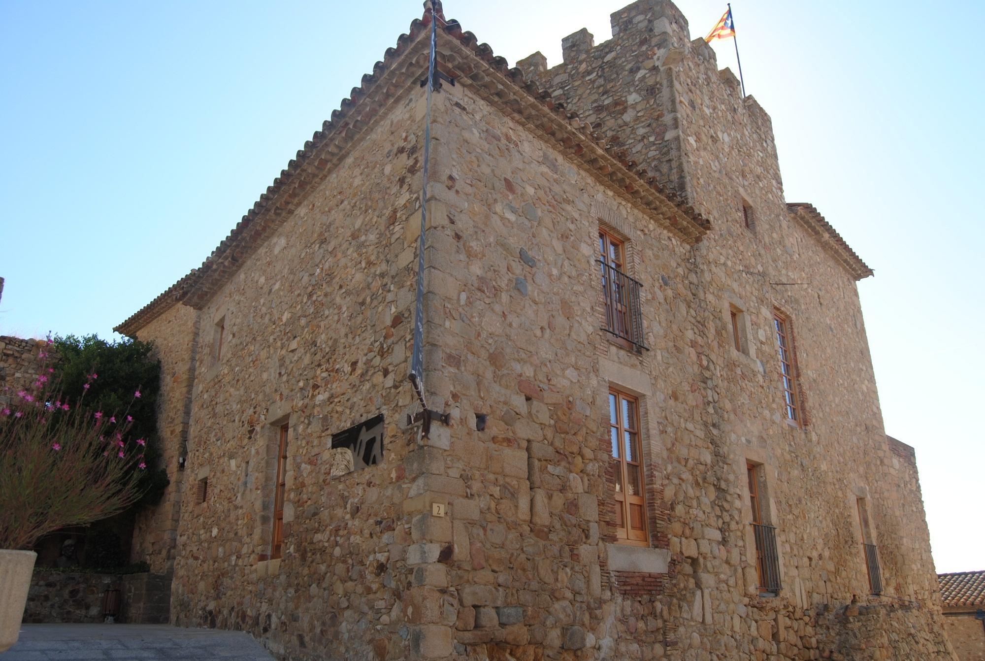 Замок Бенидорминес