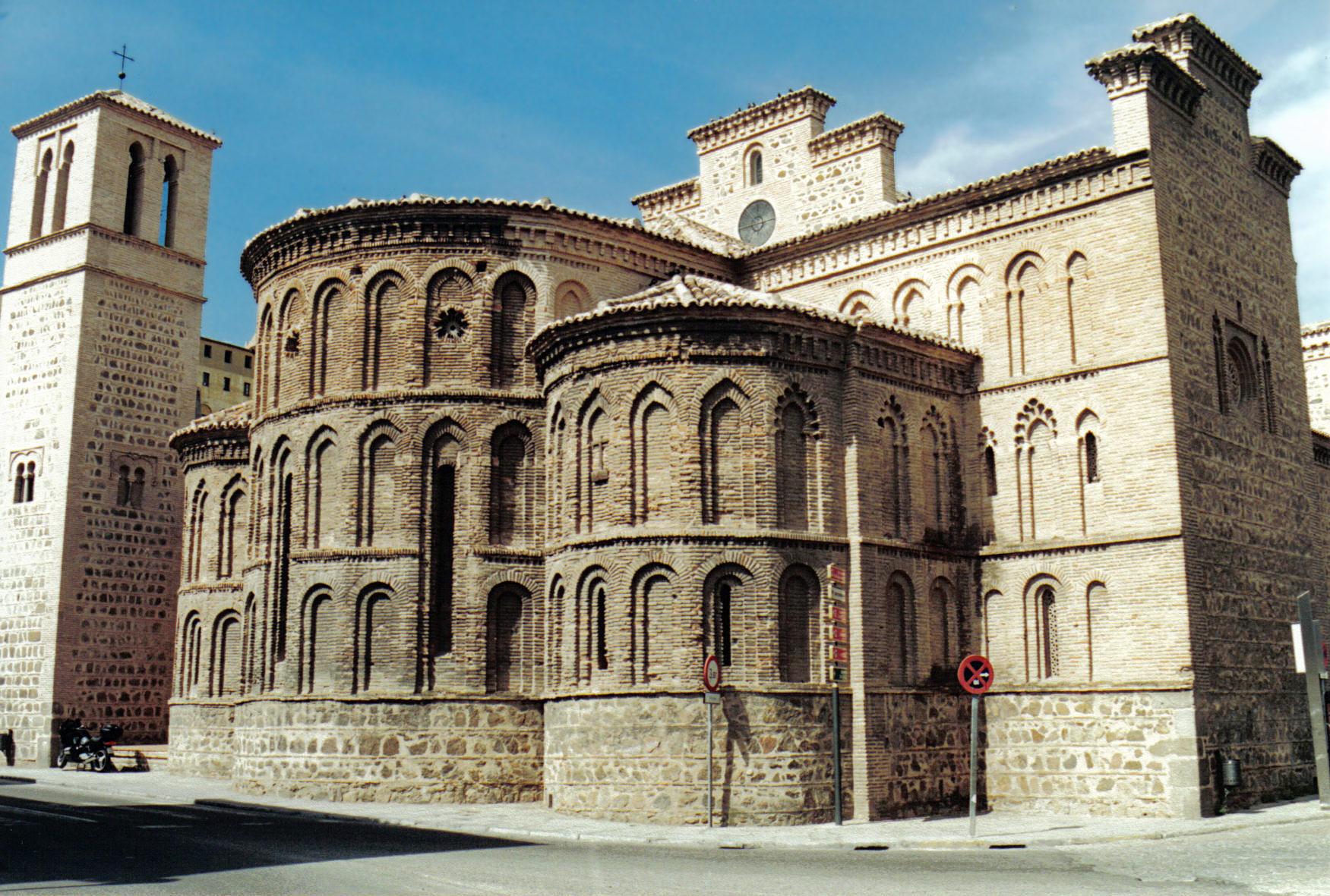 Церковь Сантьяго-дель-Аррабал