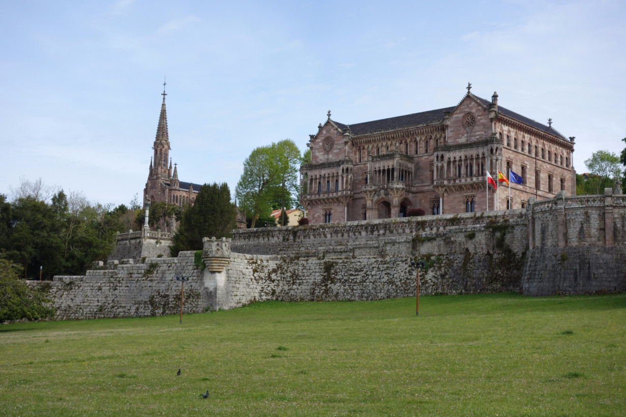 Дворец Собрельяно в Комильясе