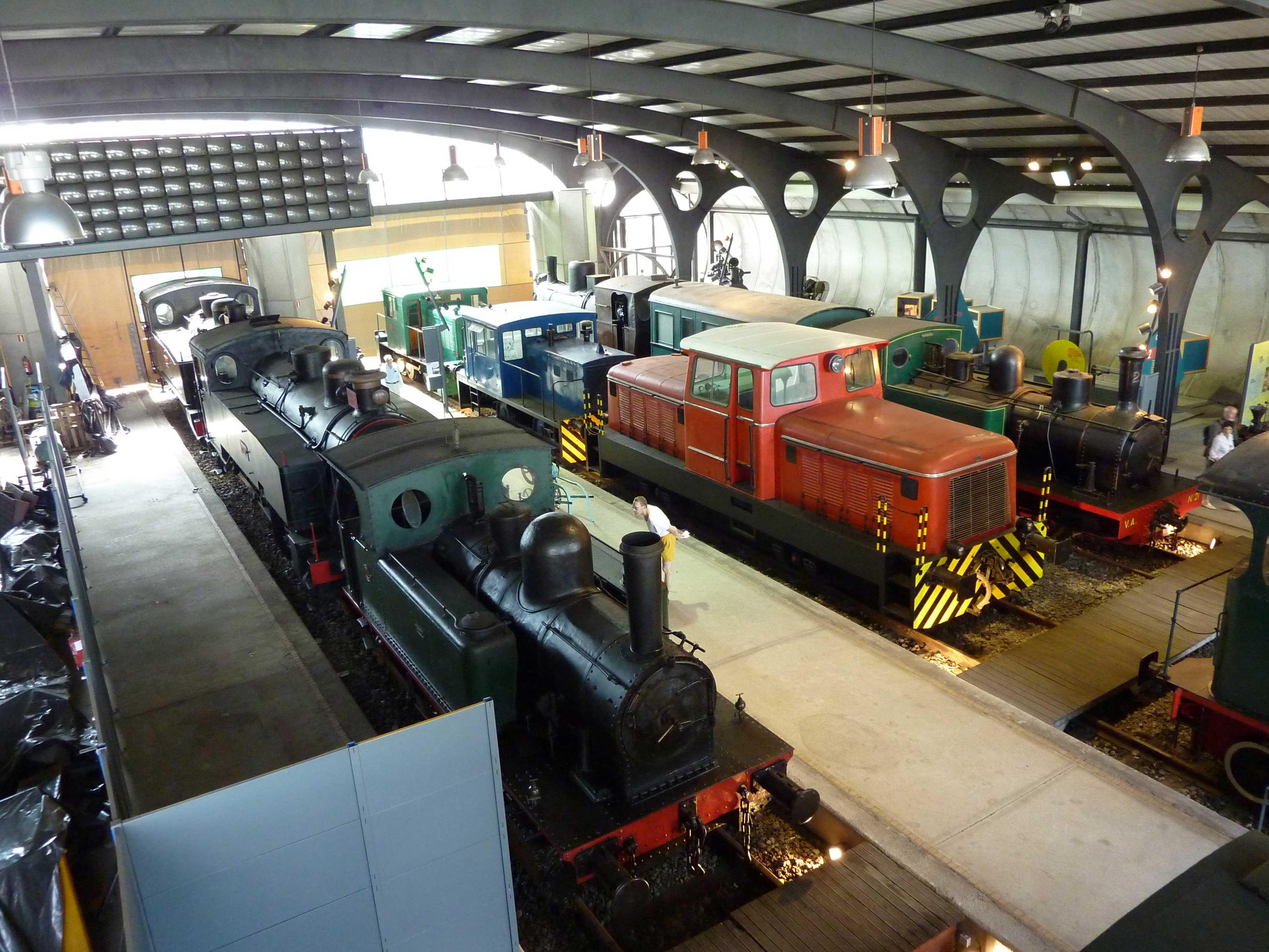 Железнодорожный музей в Хихоне