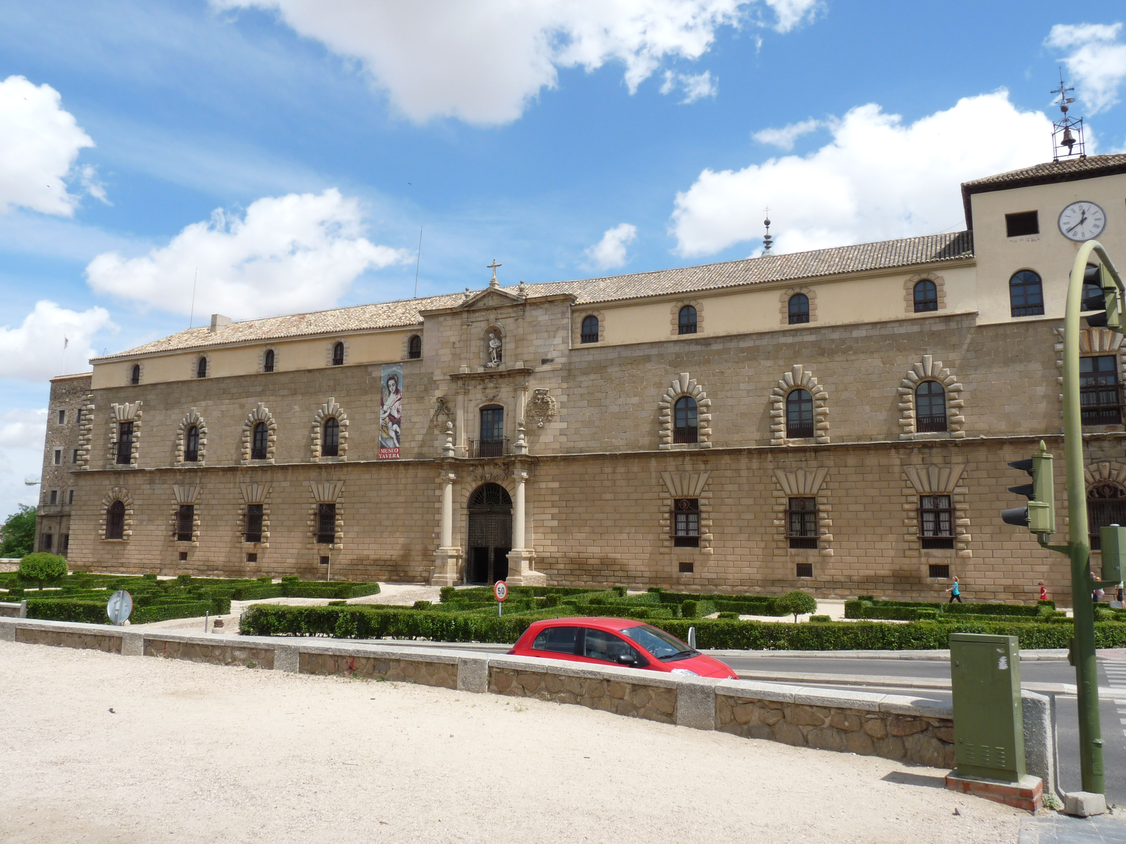 Музей-госпиталь Тавера