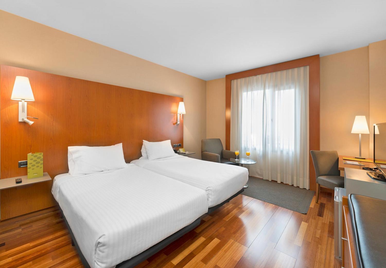 Номер в отеле Hotel Exe Cuenca