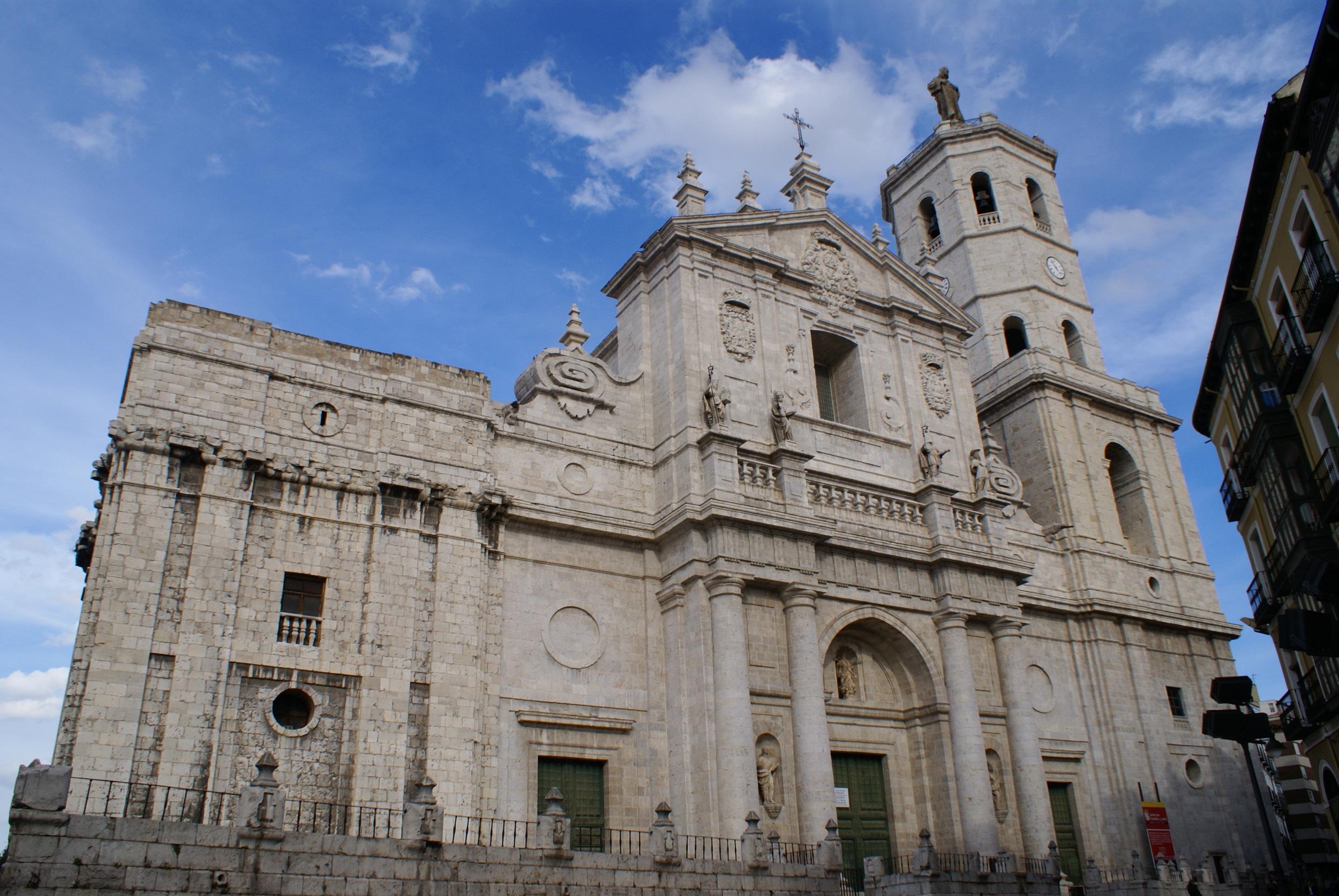 Кафедральный собор в Вальядолид