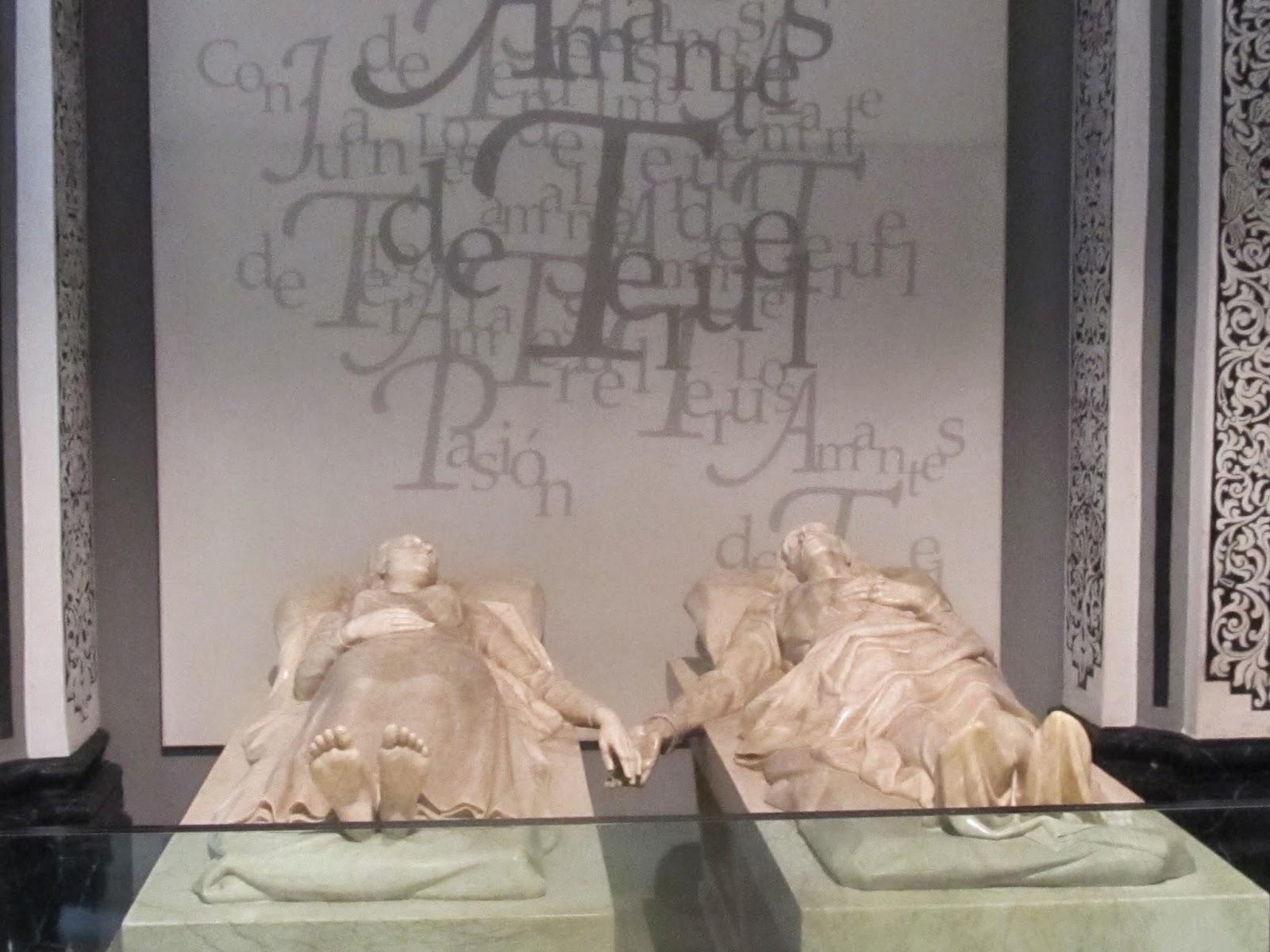 Мавзолей Влюбленных в Теруэле