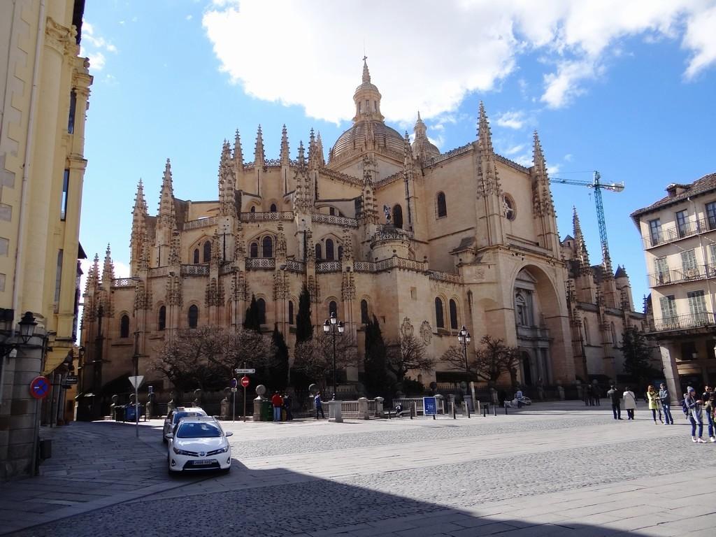 Монастырь Святой Марии дель Паррал в Сеговии