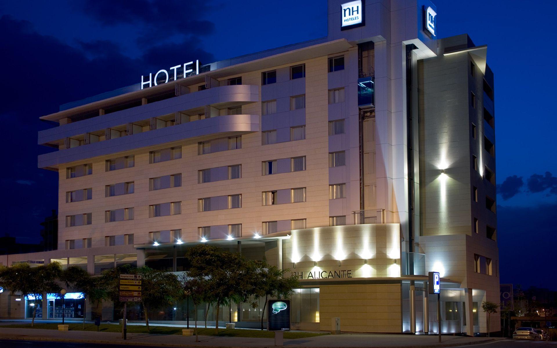 Отель NH Alicante