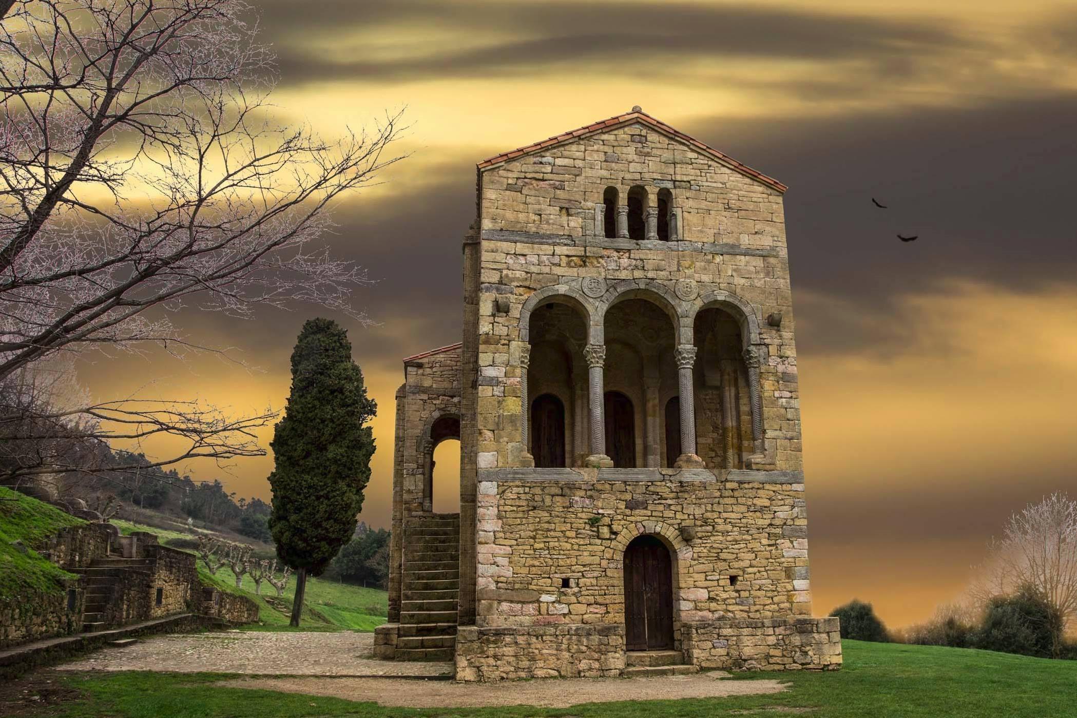 храм Девы Марии у подножья Наранко