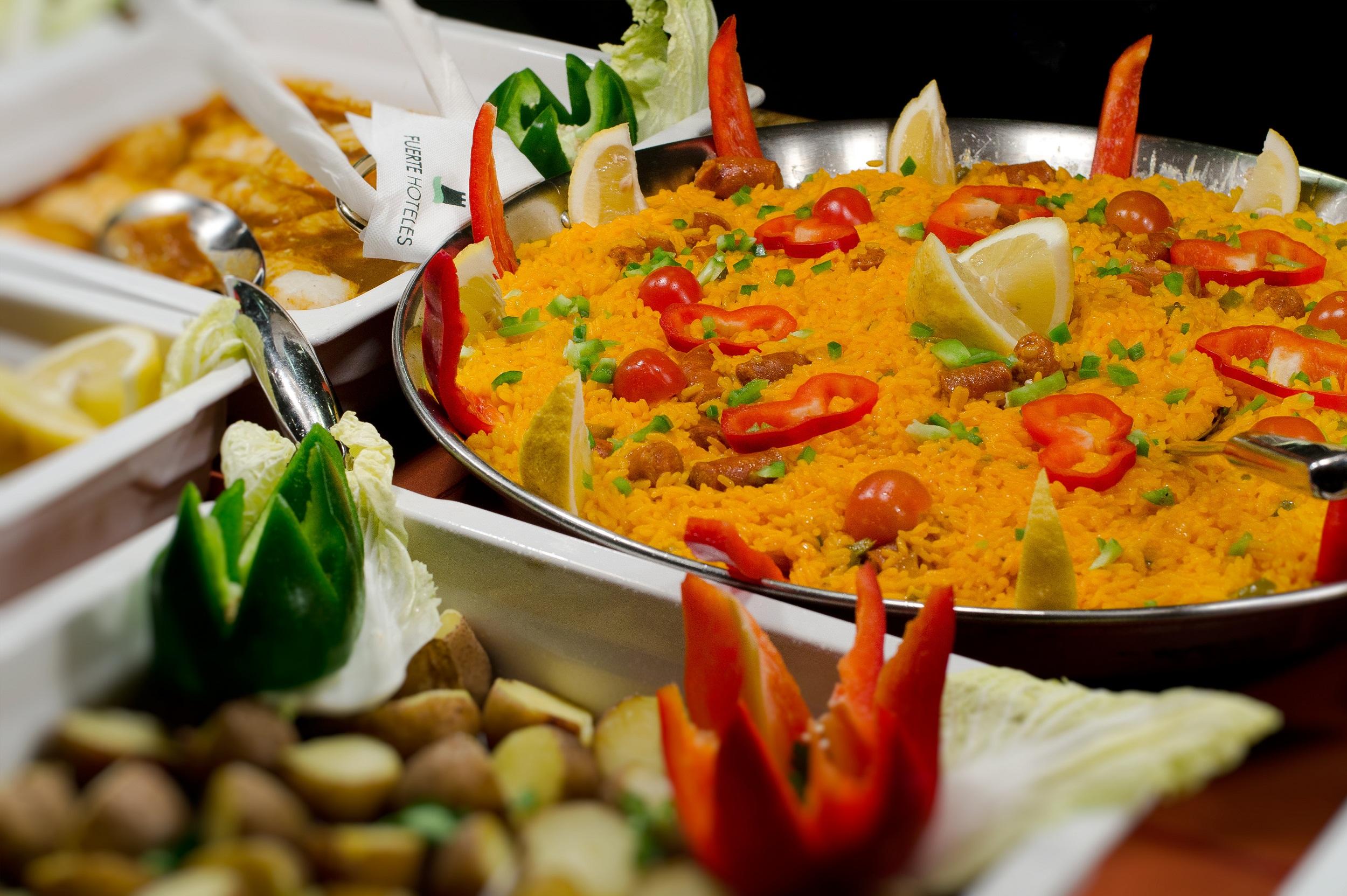 Испанская культура питания