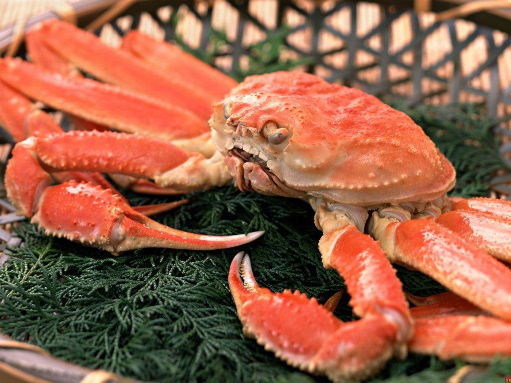 В Кантабрии очень любят морепродукты