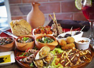 культура питания в Испании
