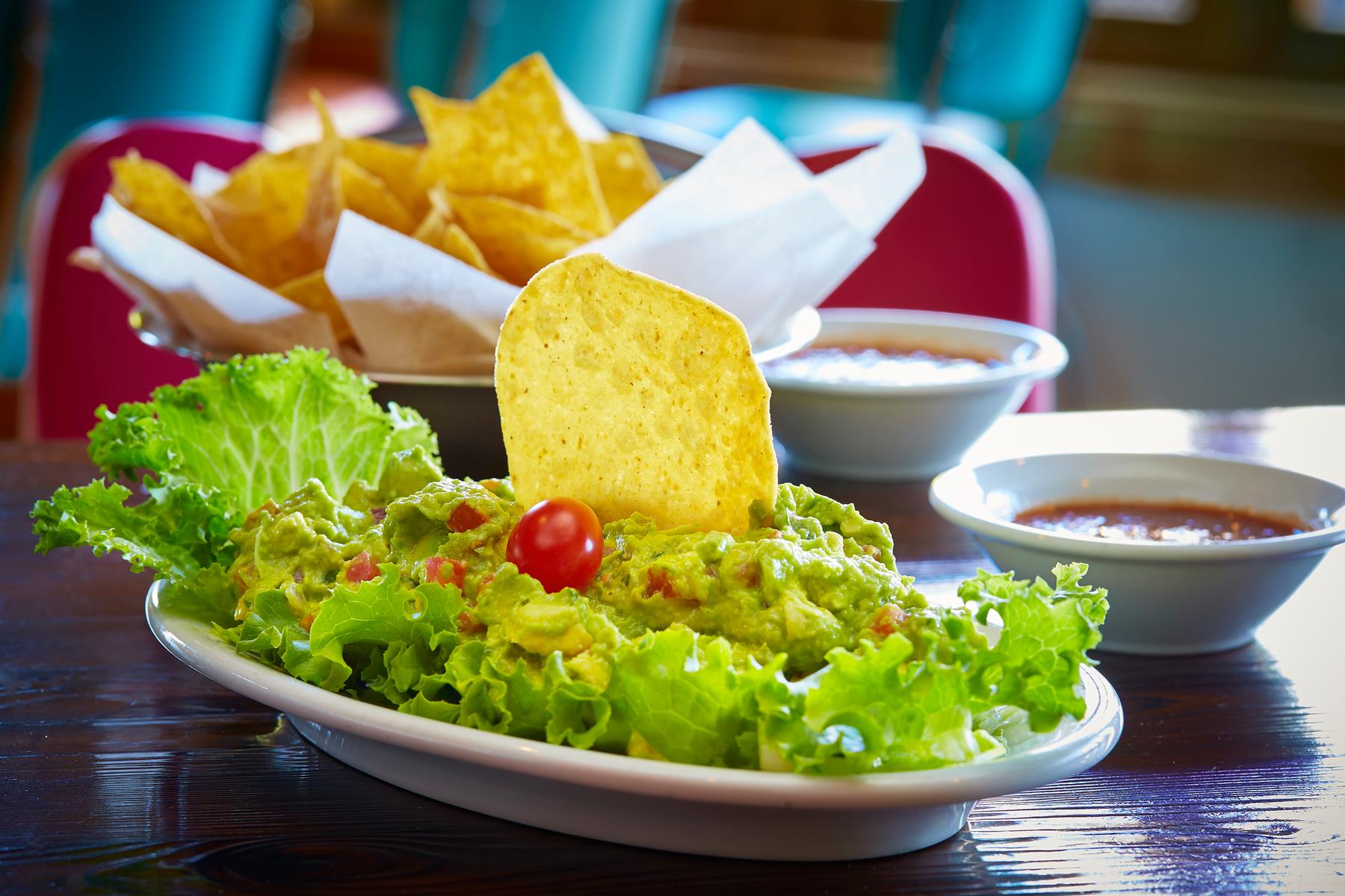 Обед испанцев