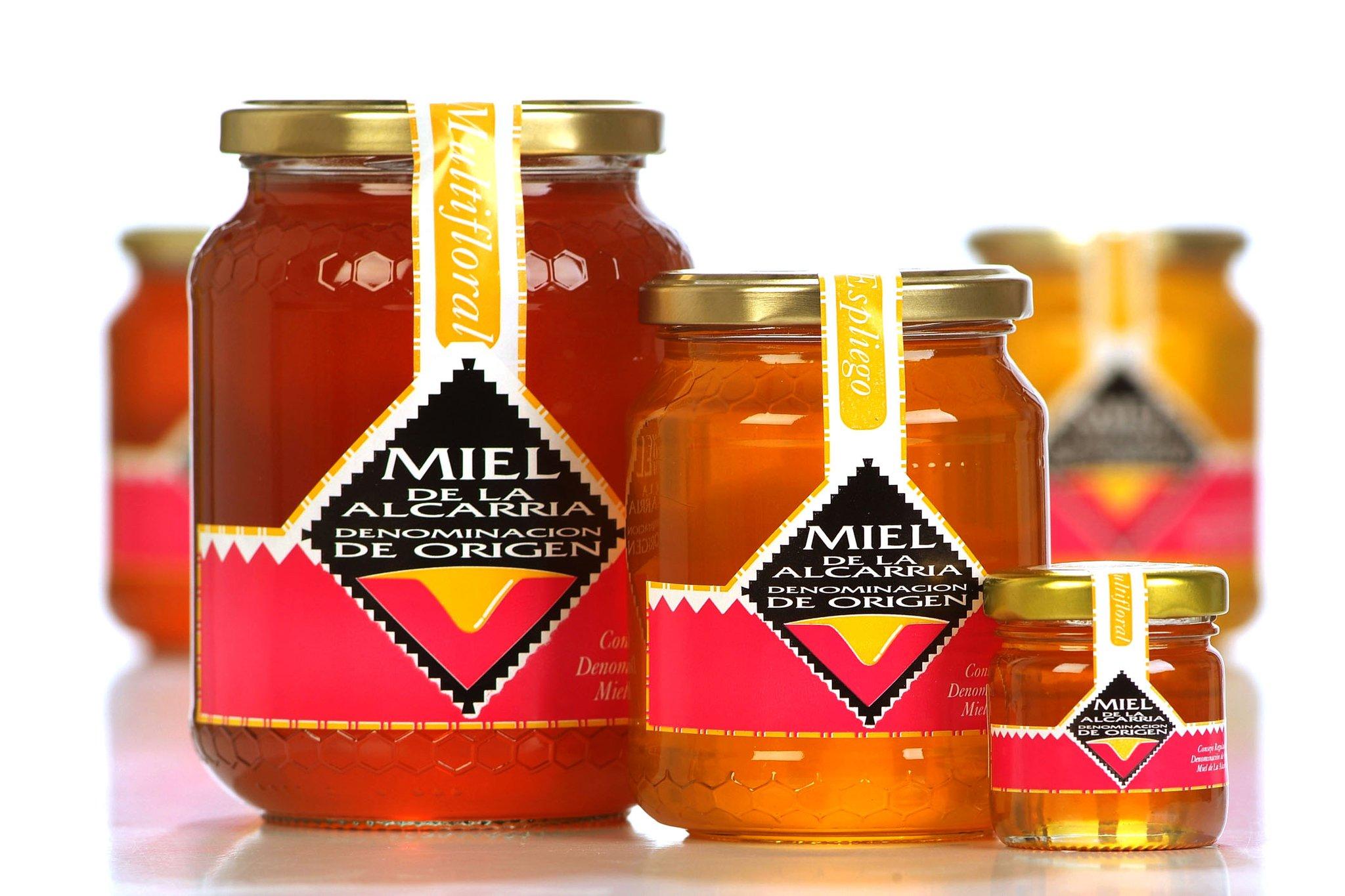 Мед miel de la Alcarria