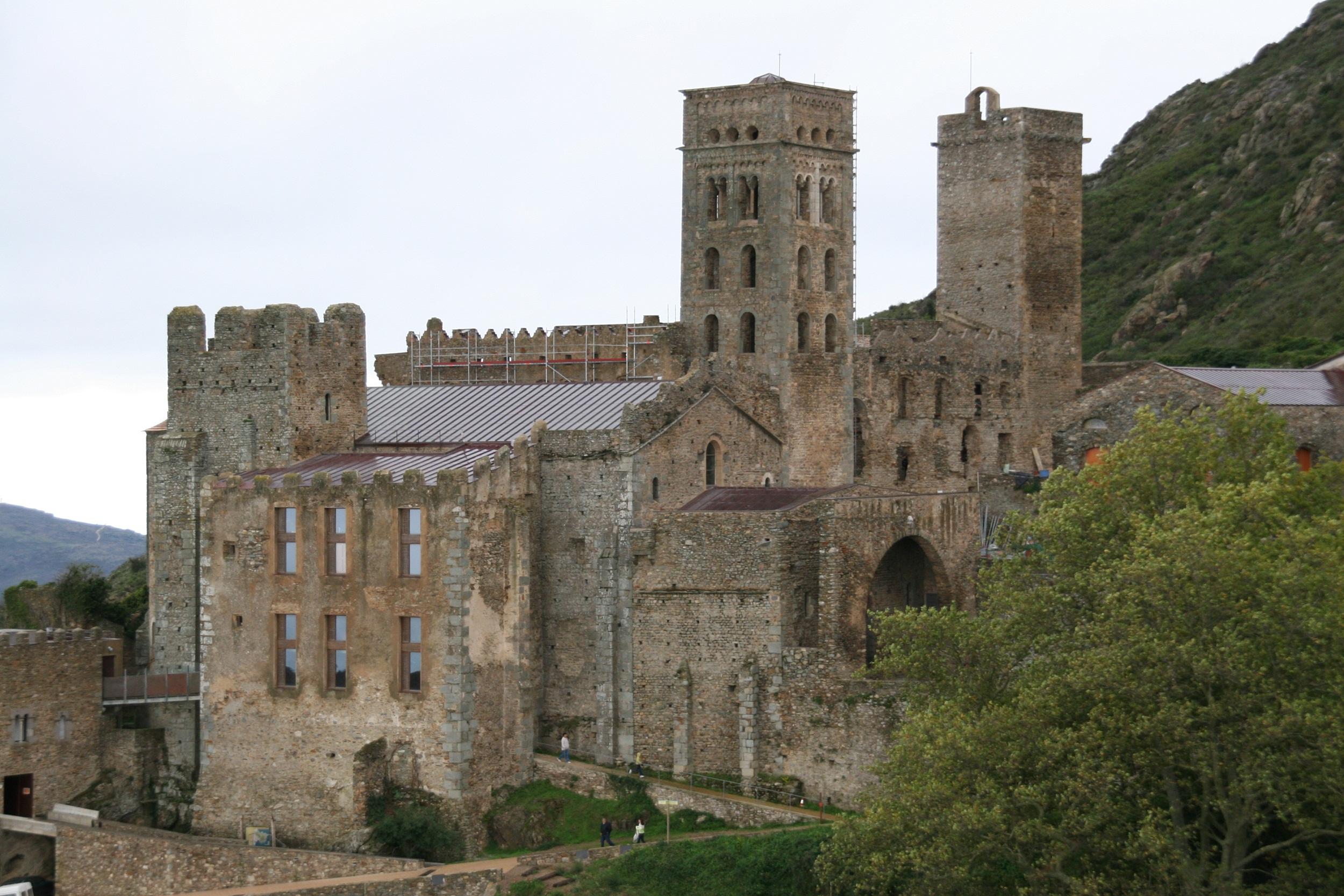 Монастырь Сант-Пере-де-Родас