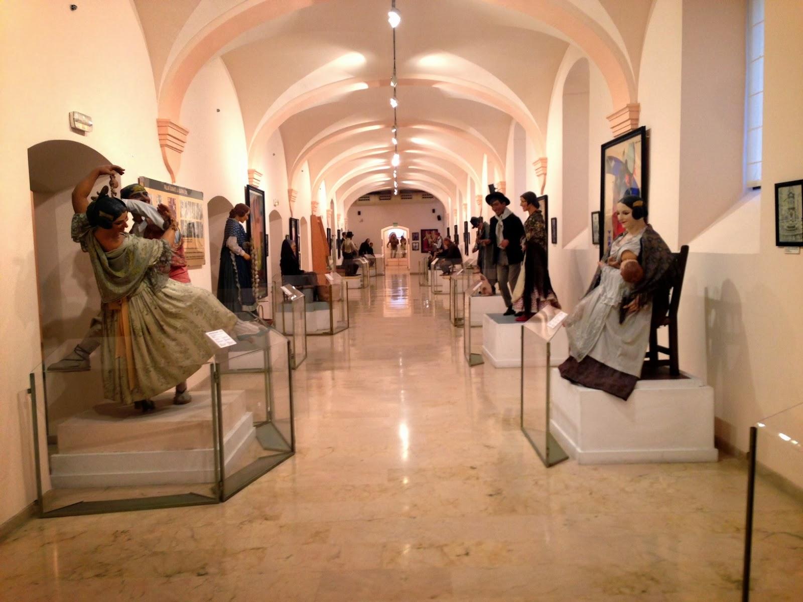 музей Las Fallas