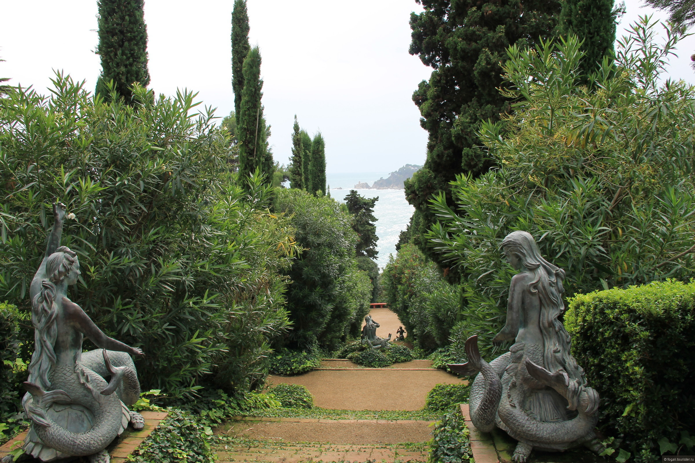 Сады Св. Клотильды