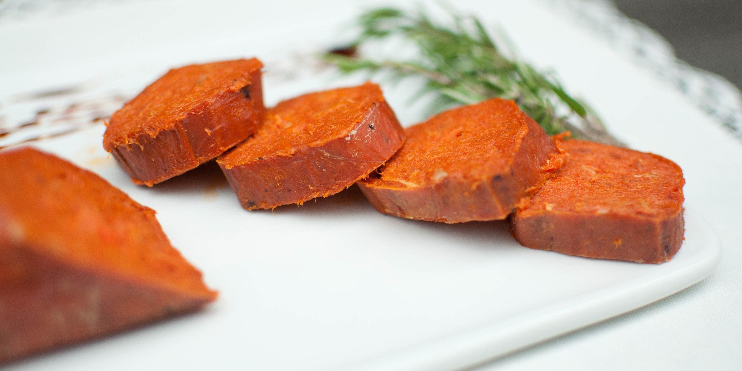 Испанская колбаса – собрасада