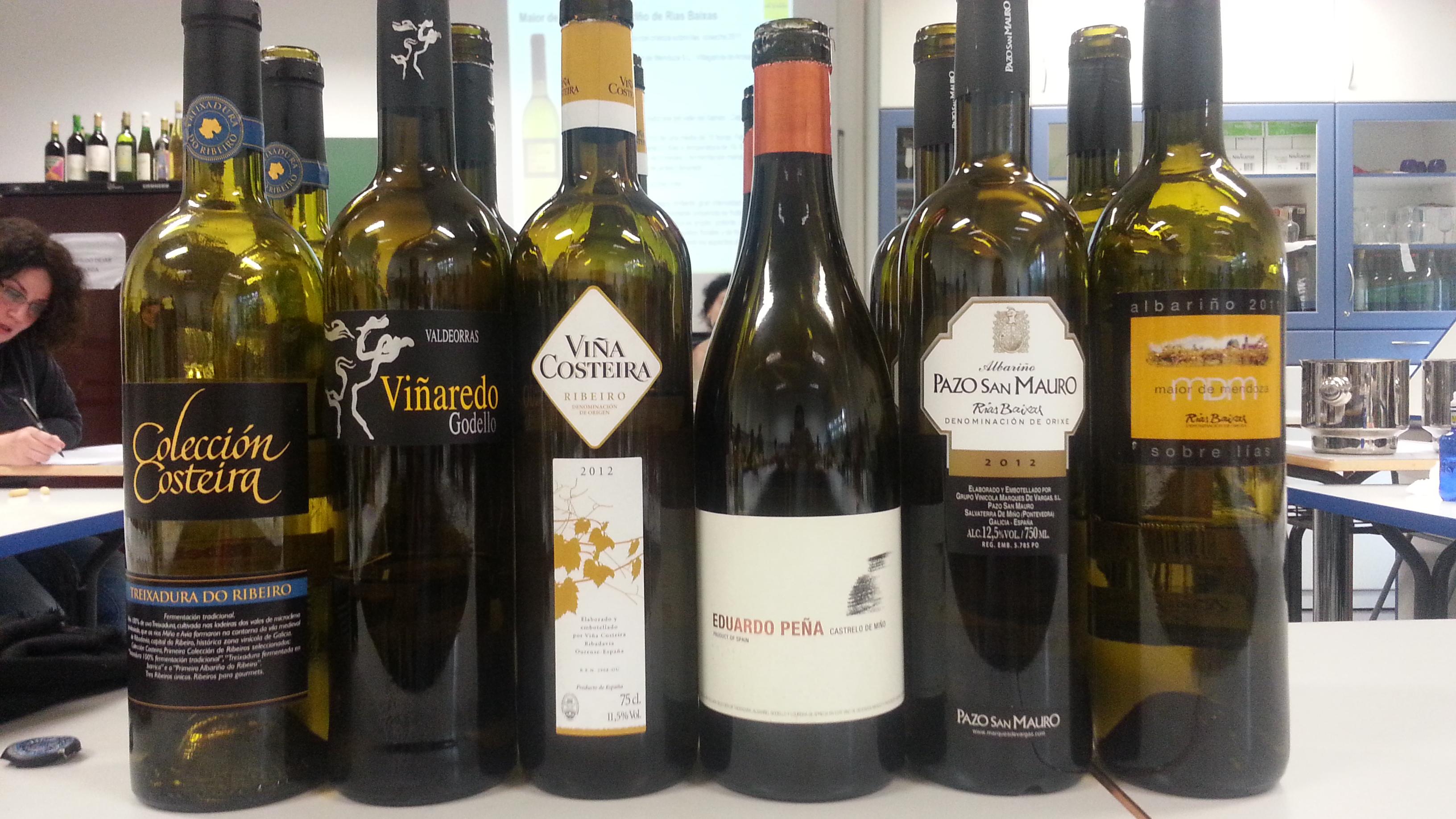 Вино Рибейро