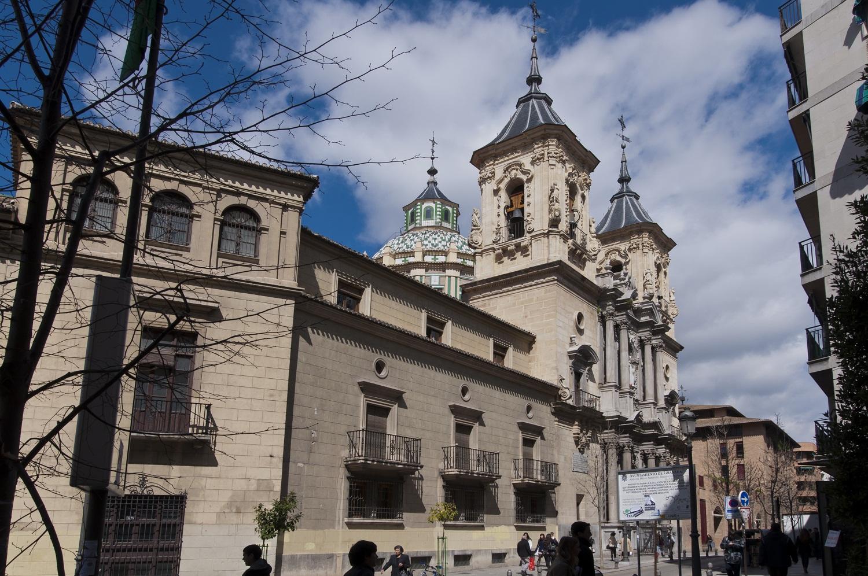 Базилика Св. Иоанна Божьего