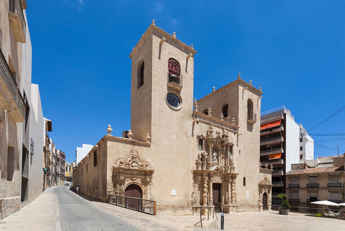 Базилика Святой Марии в Аликанте