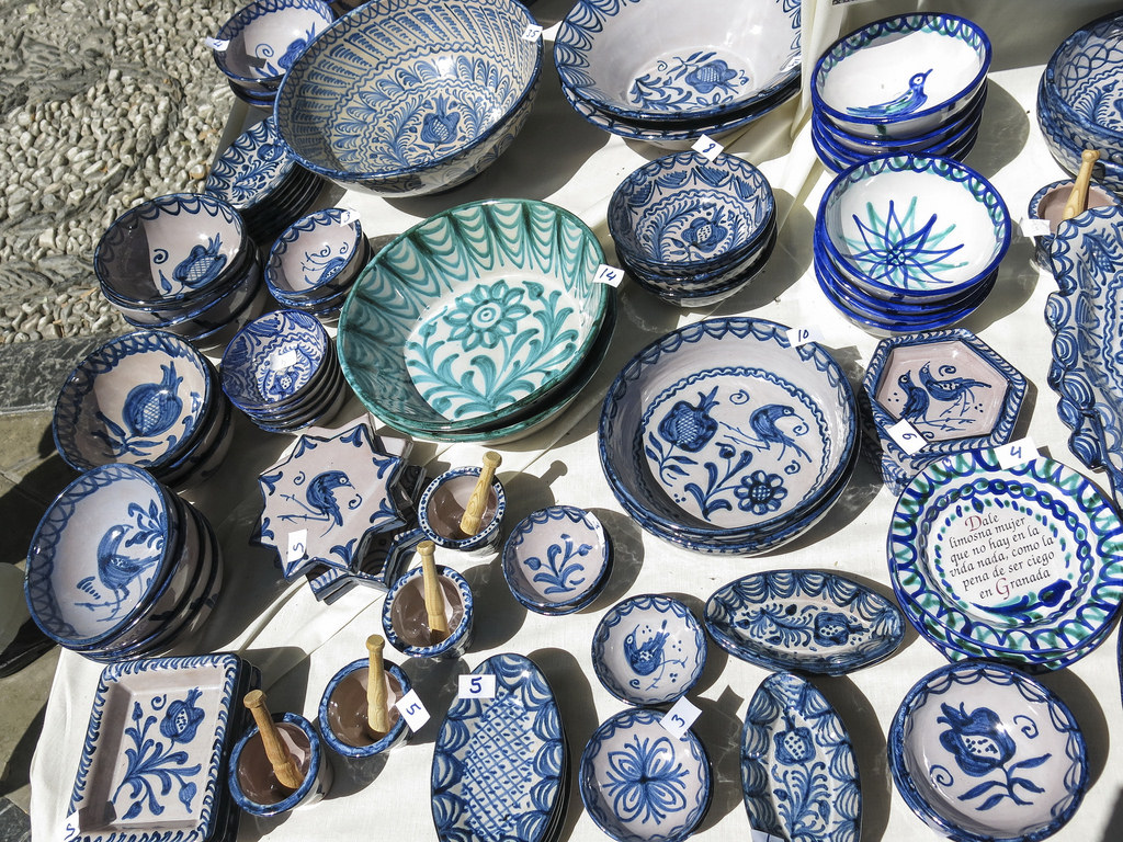 Гранадская керамика