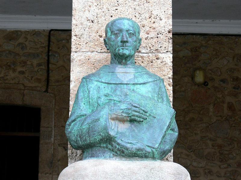 Внешность поэта Гонсало де Берсео