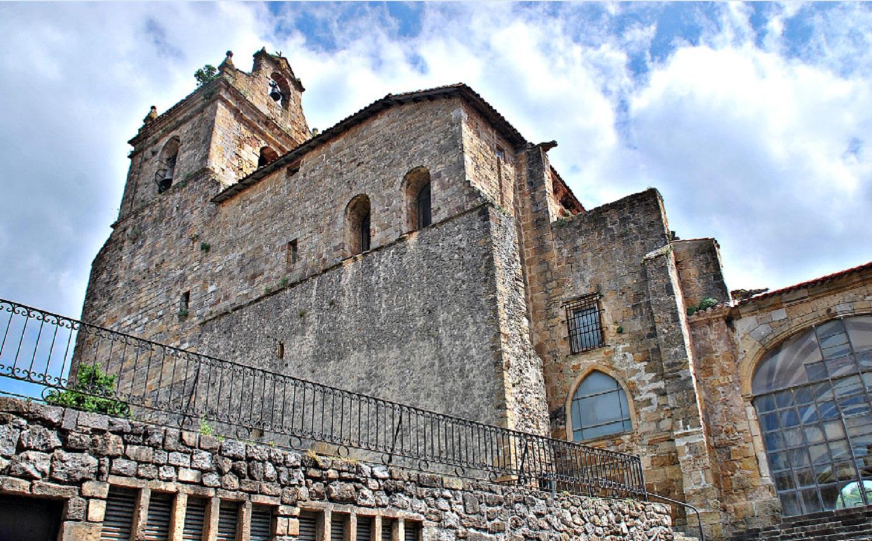 церковь Санта-Мария-де-ла-Асунсьон