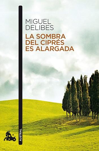 Первый роман писателя Мигеля Делибеса - «Кипарис отбрасывает длинную тень»
