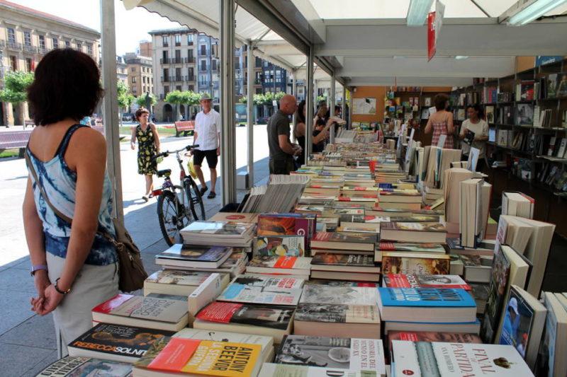 Фото: Книги, которые читают испанцы