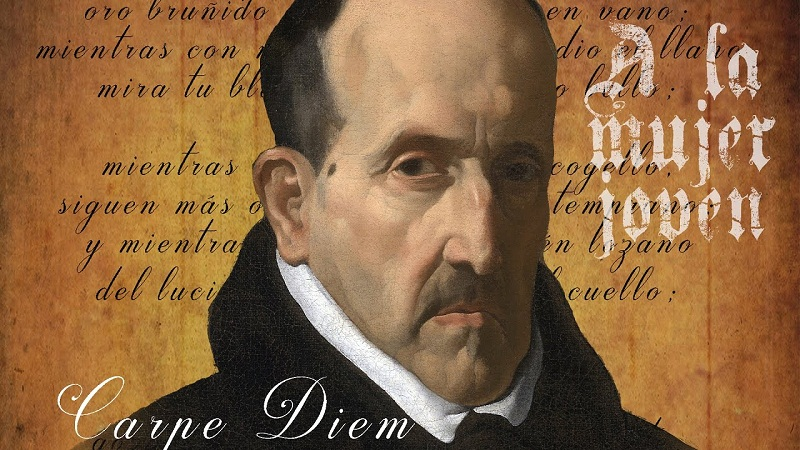 Портрет писателя Луиса де Гонгора