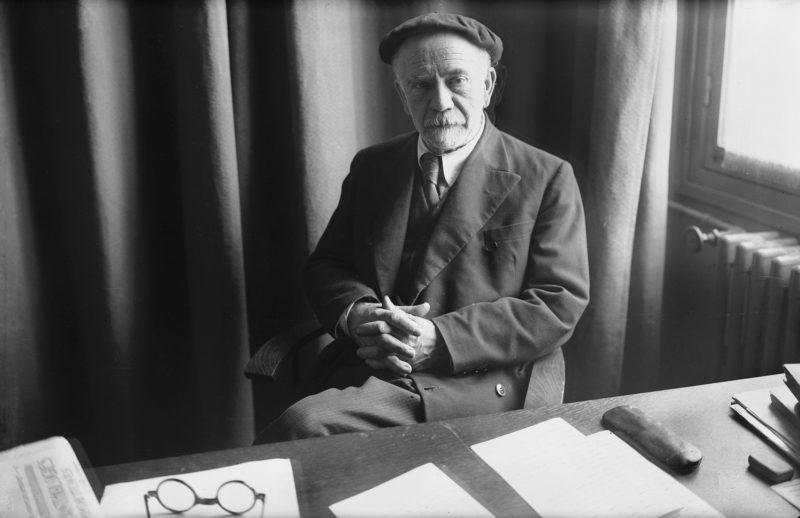 Портрет писателя Пио Бароха