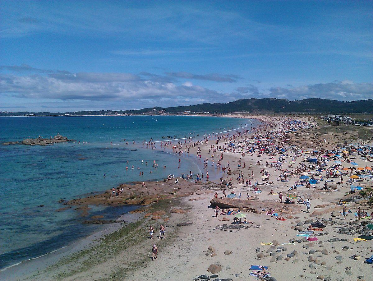Playa A Lanzada