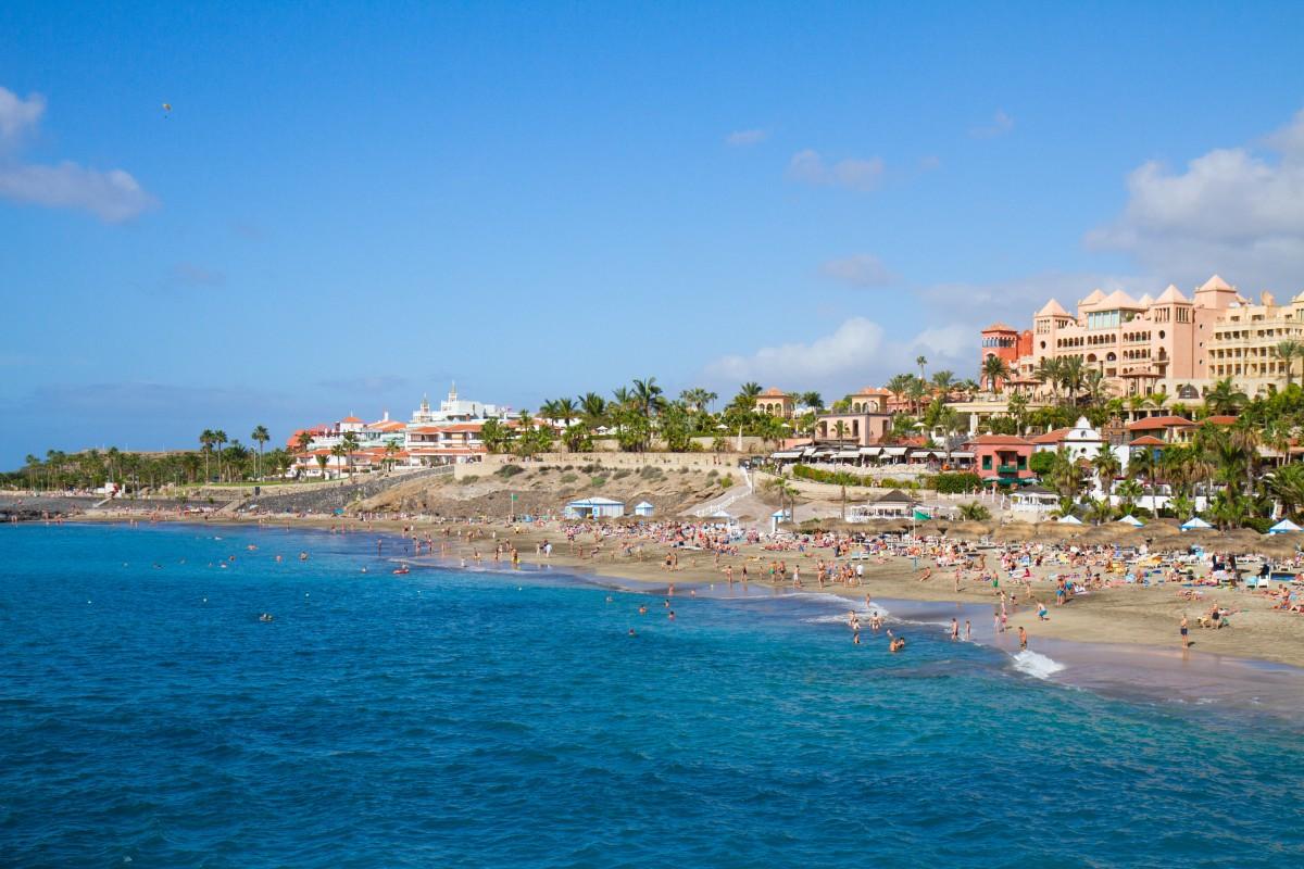 Красивый пляж Феньябе