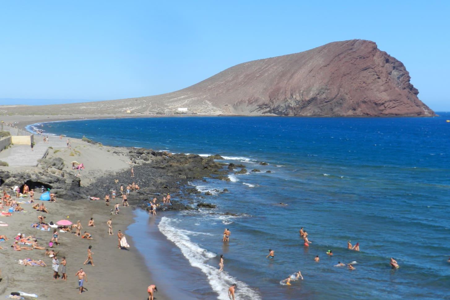Уединенный пляж Плая-де-ла-Техита