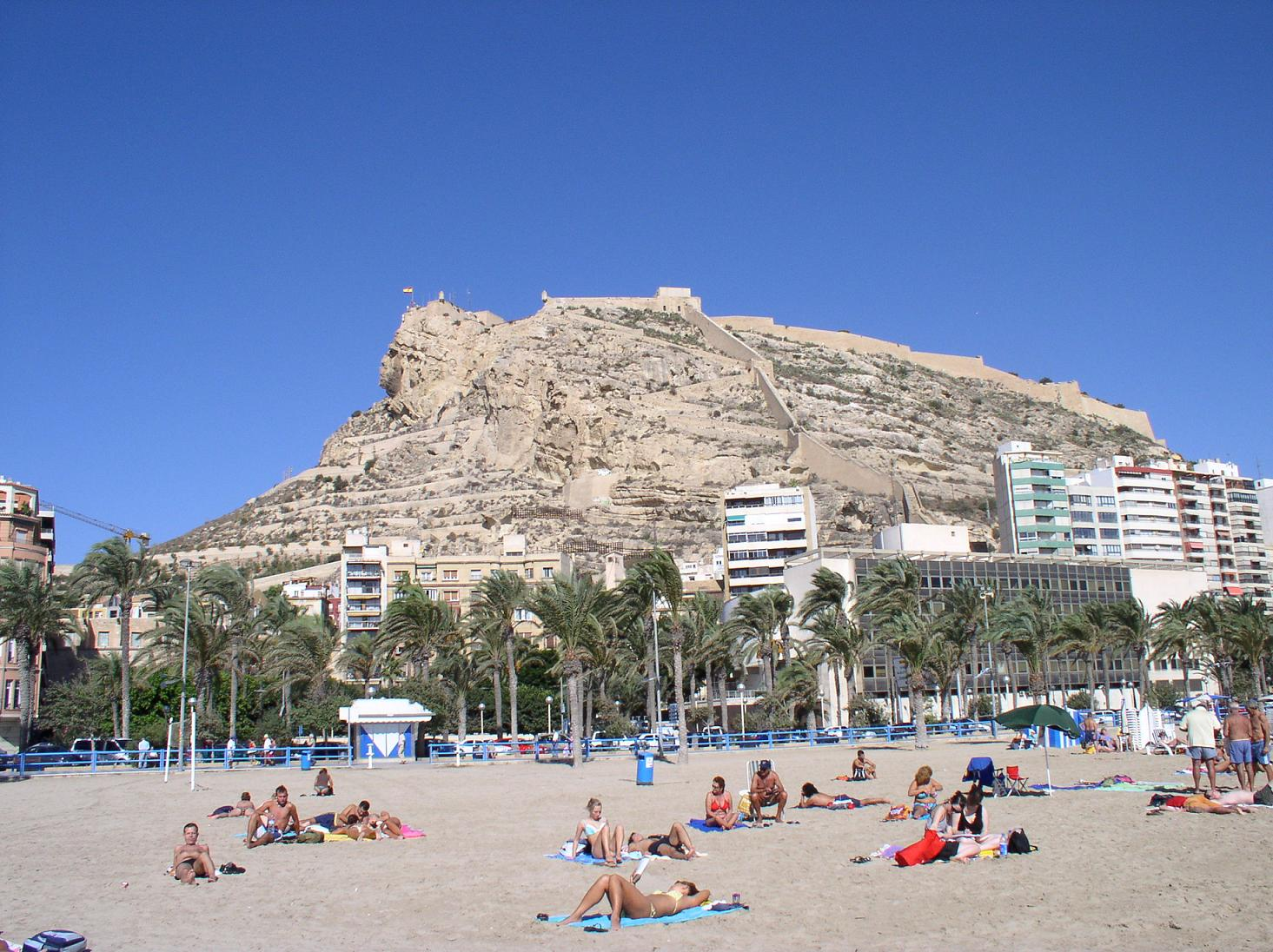 Playa del Postigue