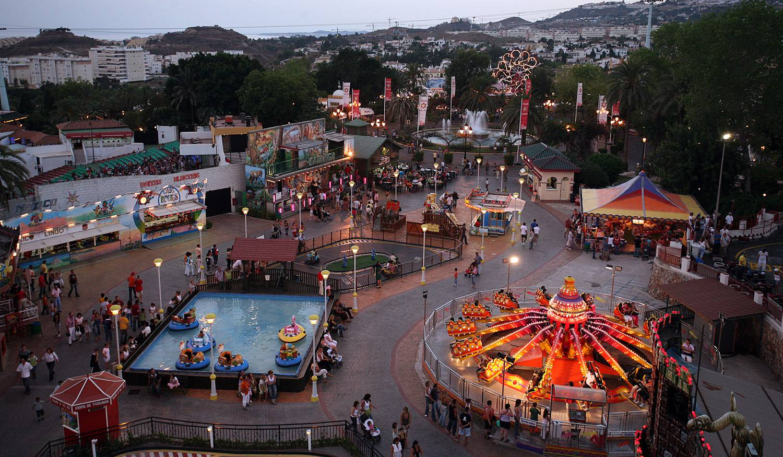 Парк развлечений Tiwoli World
