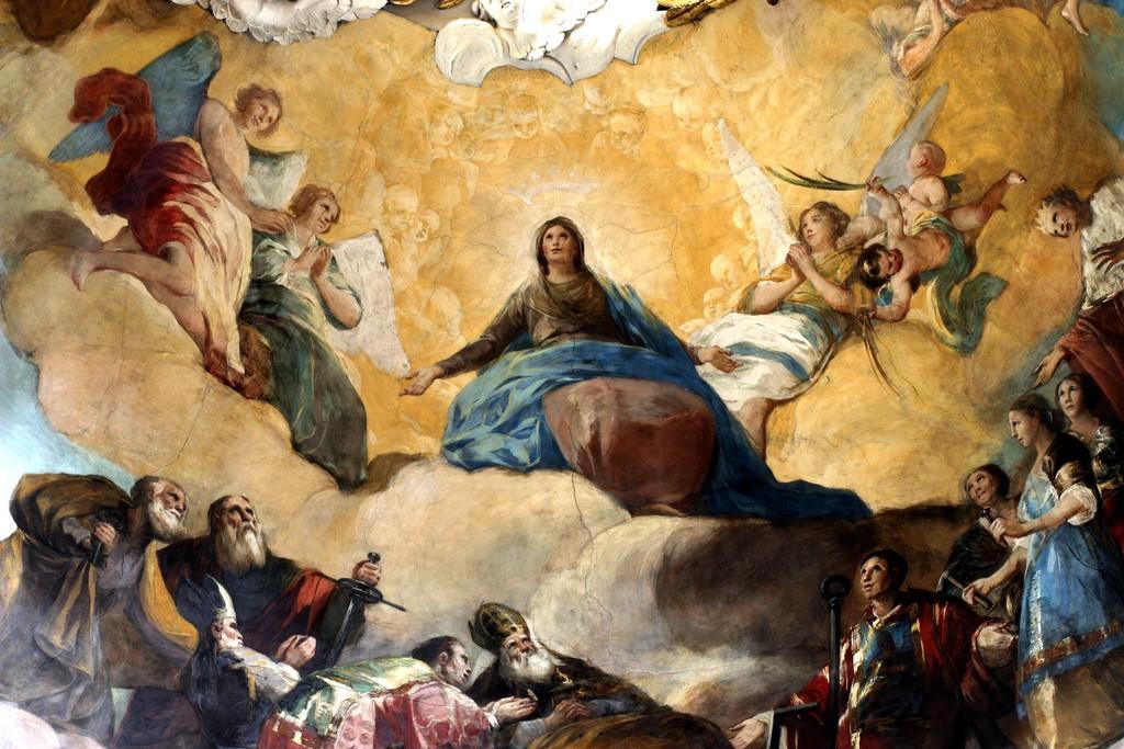 религиозная поэзия испании
