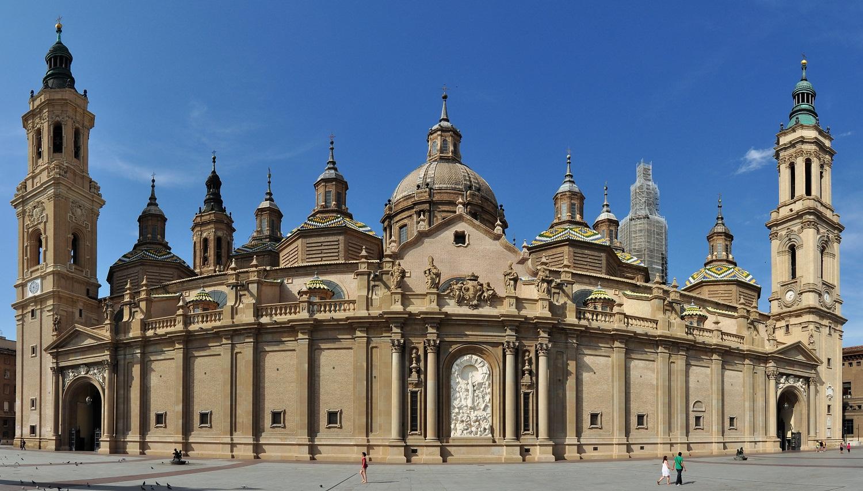 Базилика Богоматери Пилар или Собор Богоматери со Столба
