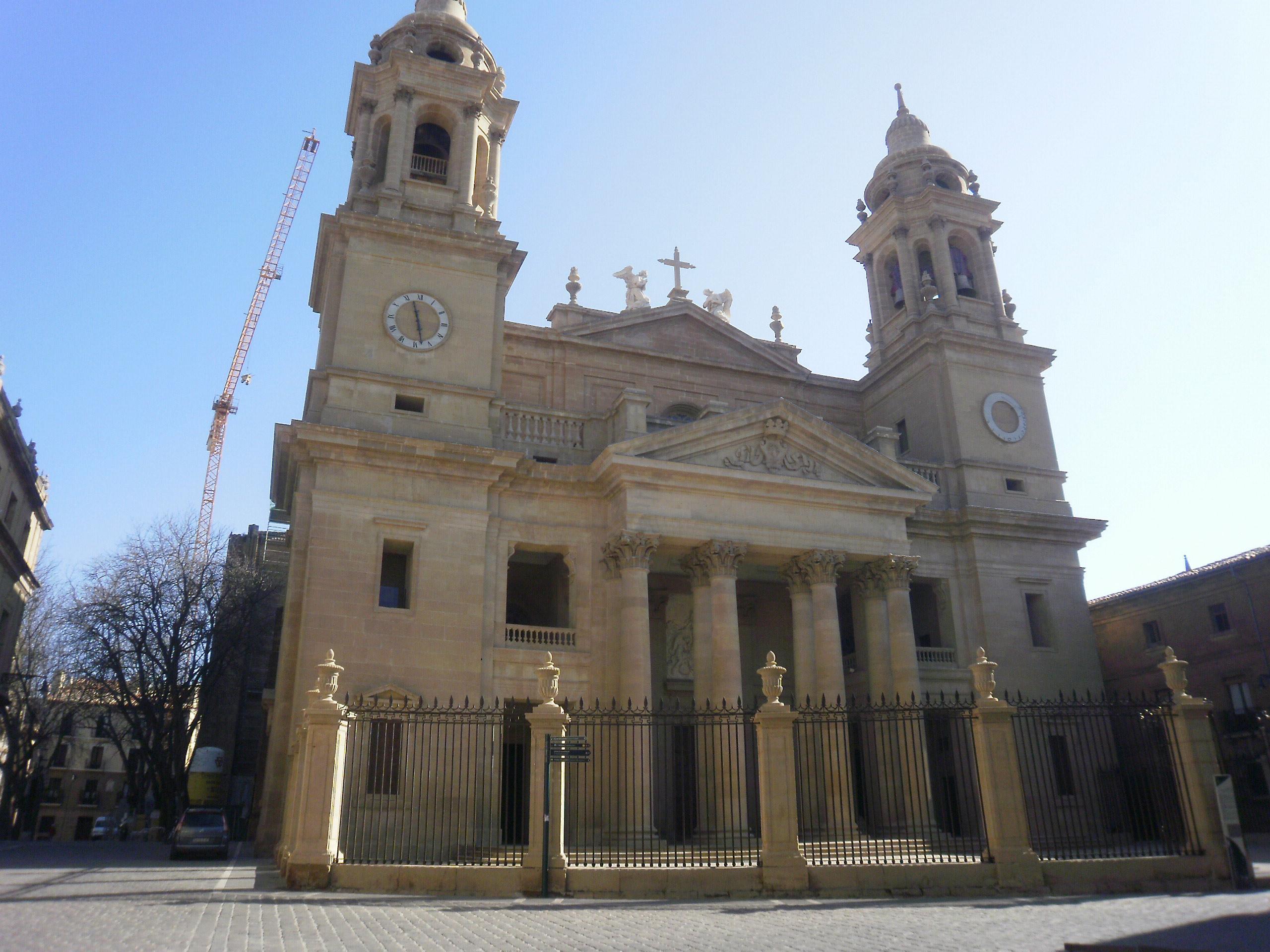 Кафедральный собор Святой Марии в Памплоне
