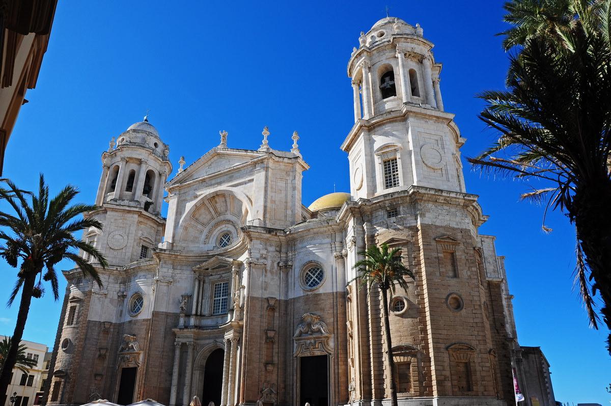 Кафедральный собор Санта Крус