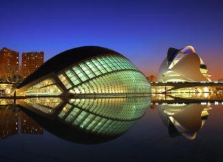 Город искусств и наук