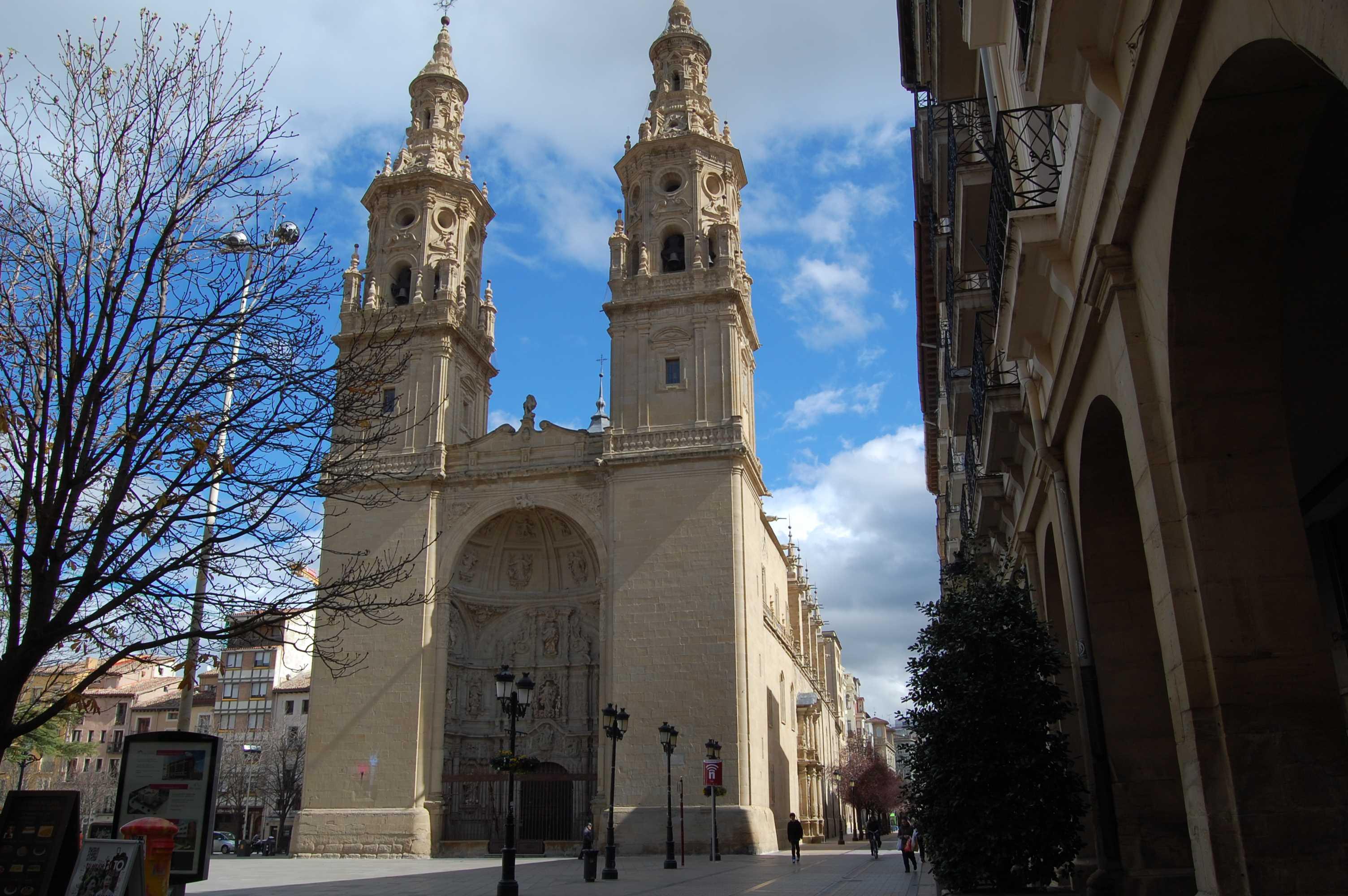 Сокафедральный собор Девы Марии де Родонда в Логроньо