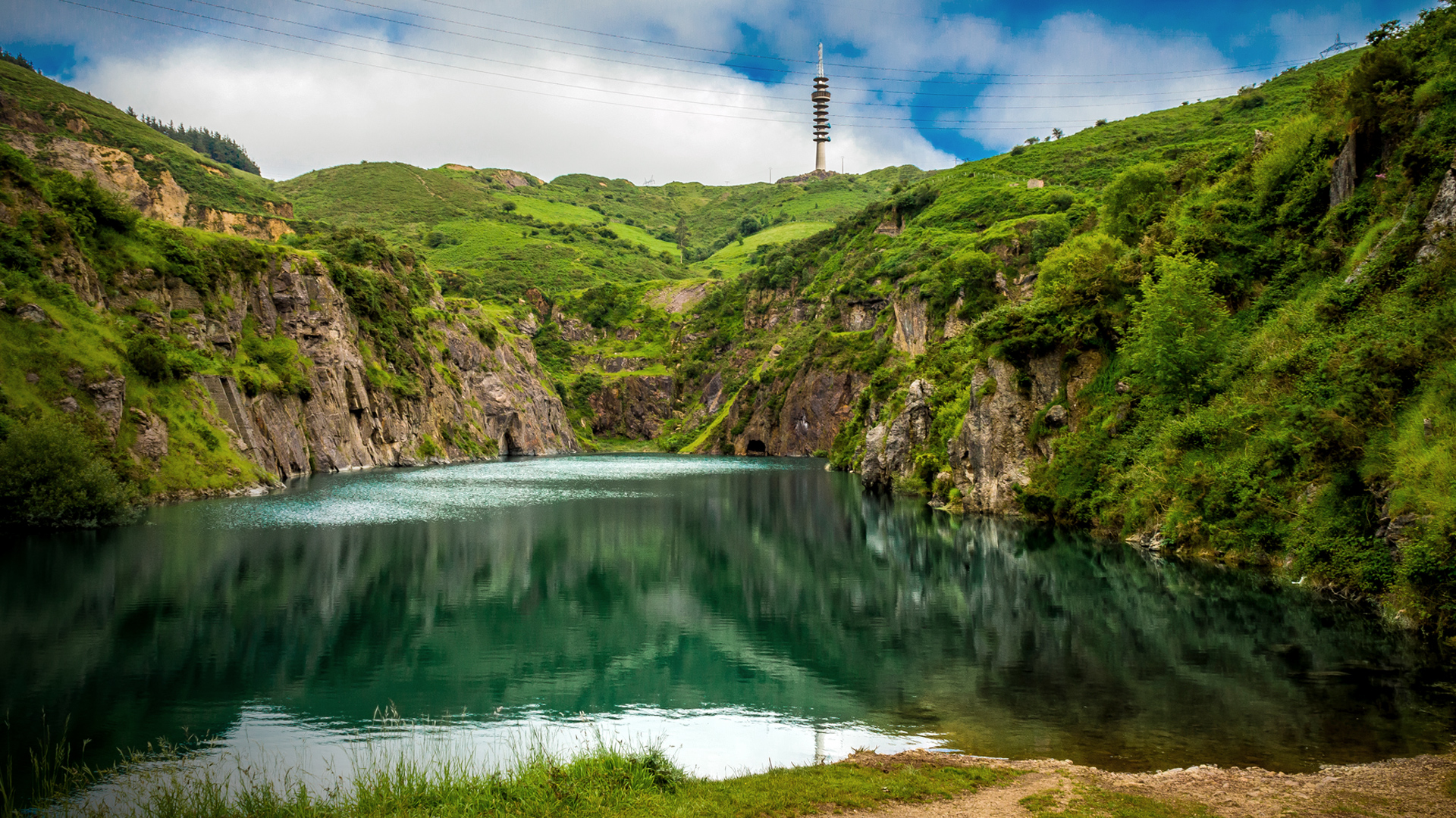 Природа Страны Басков