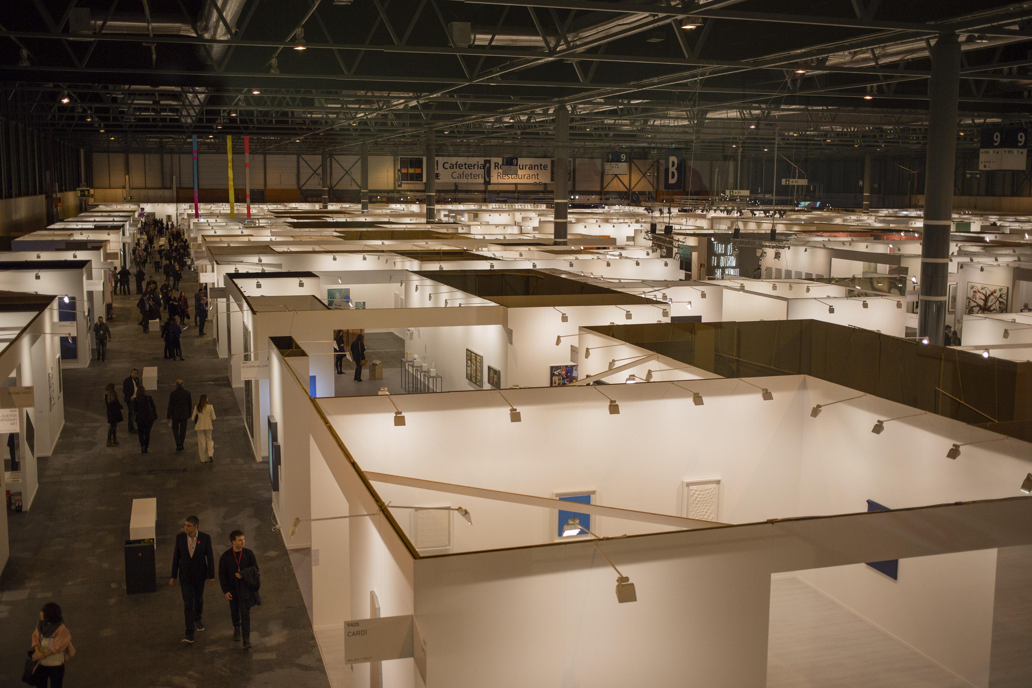 Мадридская международная ярмарка современного искусства